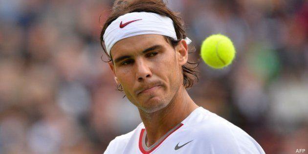 Nadal, eliminado en Wimbledon en primera ronda por Steve Darcis, 135 del