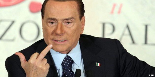 Berlusconi reitera su inocencia y promete