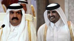 El emir de Qatar abdica en favor de su