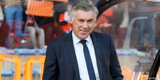 Carlo Ancelotti, nuevo entrenador del Real