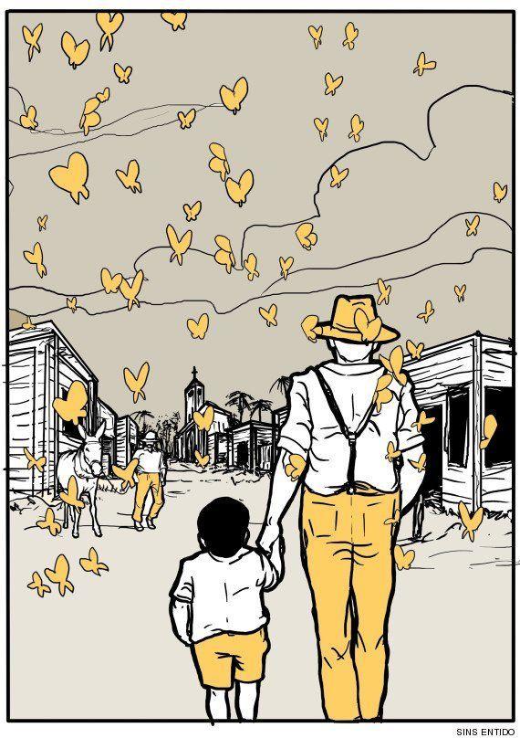 Cómic sobre Gabriel García Márquez: Gabo y la historia de cómo surgió 'Cien años de