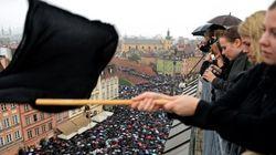 Así lograron las mujeres polacas frenar la prohibición del