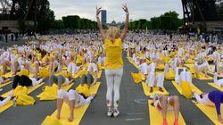 El mundo se rinde al yoga