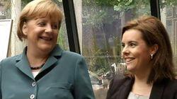 Merkel le hace ojitos a las reformas de