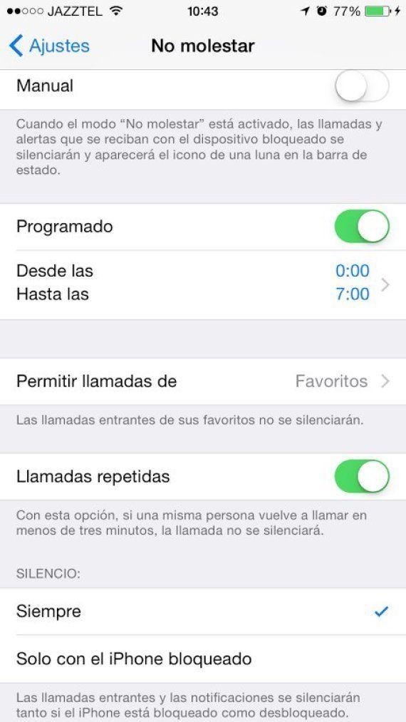 Las notificaciones del móvil están robando tu atención: así puedes quitarlas y