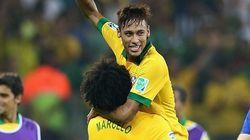 Brasil espera en la