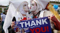 Escocia legaliza el matrimonio
