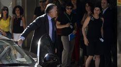 Bárcenas comparece durante dos horas ante el juez