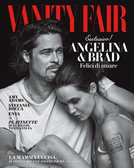Brad Pitt y Angelina Jolie se
