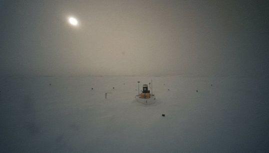 Así se deshiela el Polo Norte (VÍDEO,