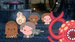 'Star Wars: el despertar de la Fuerza', en versión