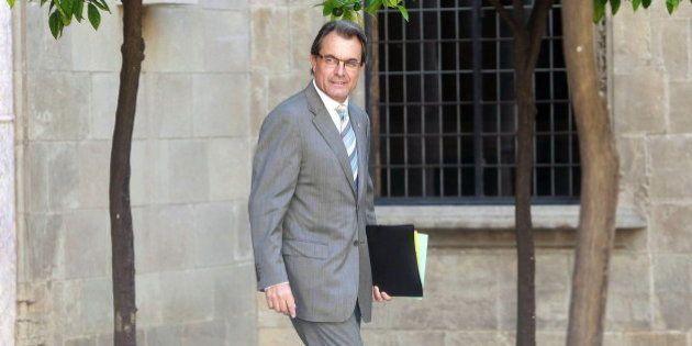 Artur Mas planteará elecciones plebiscitarias en 2016 si el Gobierno