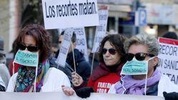 Marcha en Madrid para pedir al Gobierno tratamientos contra la hepatitis