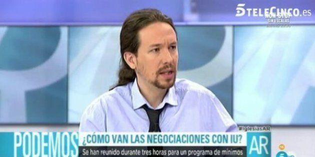 El guiño de Pablo Iglesias a Ana Rosa: