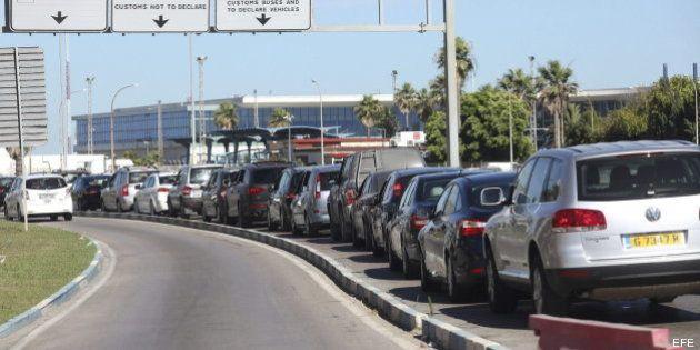 Las colas de Gibraltar: Reino Unido presenta una queja formal por las restricciones al paso de