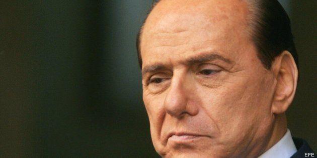 Berlusconi rechaza abandonar Italia o servicios sociales: