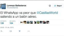 La genial respuesta de Casillas en Twitter a esta