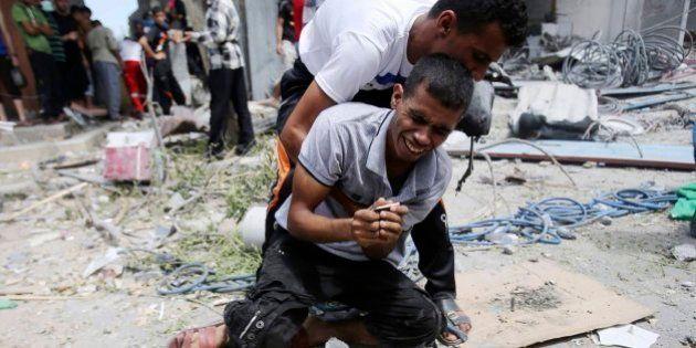 Otros 50 muertos en Gaza pese a la tregua de horas en la
