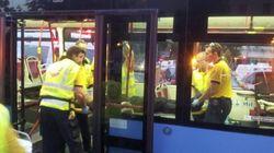 El autobusero que salvó a un hombre de un tiroteo: