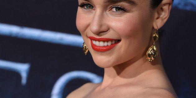 Emilia Clarke quiere más desnudos masculinos en 'Juego de Tronos':