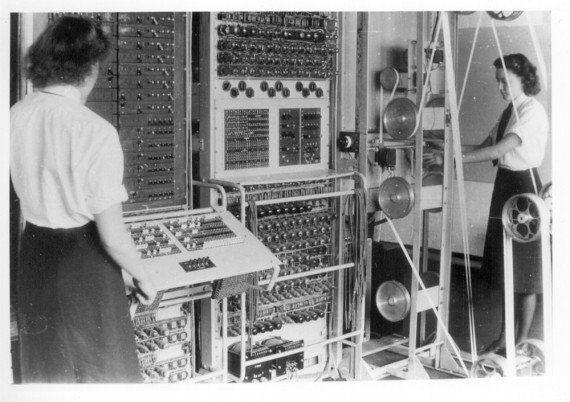 Colossus, el ordenador que ayudó a ganar la II Guerra Mundial, vuelve a la