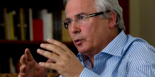 Garzón sobre el 'caso Bárcenas':