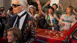 El impresionante desembarco de Chanel en