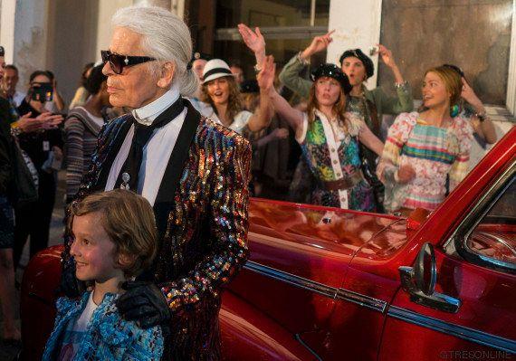 Chanel desembarca en Cuba: el desfile de la firma en la isla