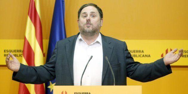Junqueras mantiene a Mas como su candidato: