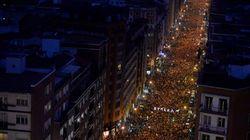 Decenas de miles de personas piden en Bilbao el fin de la dispersión de los