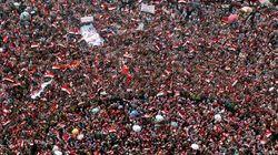 La plaza Tahrir, llena contra el presidente egipcio: