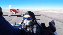 Este piloto tuvo MUCHA suerte: estuvo a punto de morir