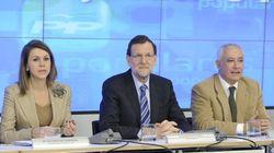 El lunes movido del PP: Aznar y Bárcenas en el