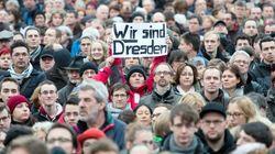 Multitudinaria manifestación en Alemania contra la