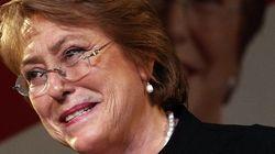 Bachelet, camino de la presidencia de Chile tras ganar las