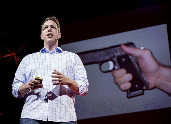 El vaso está medio lleno y medio vacío: informe del tercer día de la conferencia TED Global