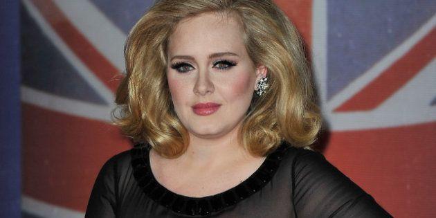 Adele, embarazada: La cantante anuncia en su web la