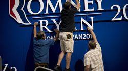 Obama y Romney afrontan sus convenciones casi empatados