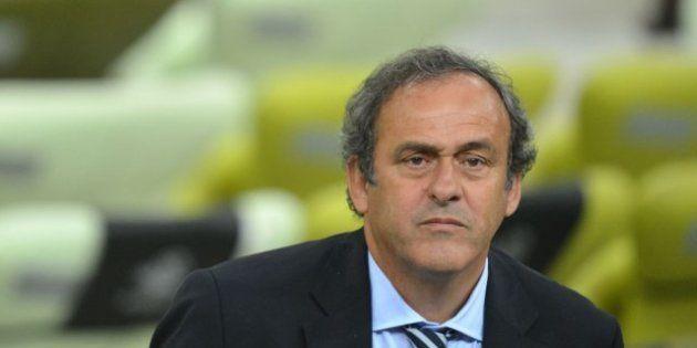 Platini, presidente de la UEFA, propone que la Eurocopa 2020 se celebre en 12