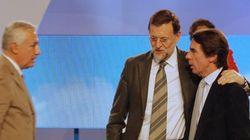 Rajoy recupera a Aznar para fortalecer al
