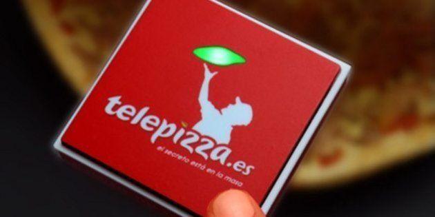 Telepizza dice que comemos menos pizzas por la falta de