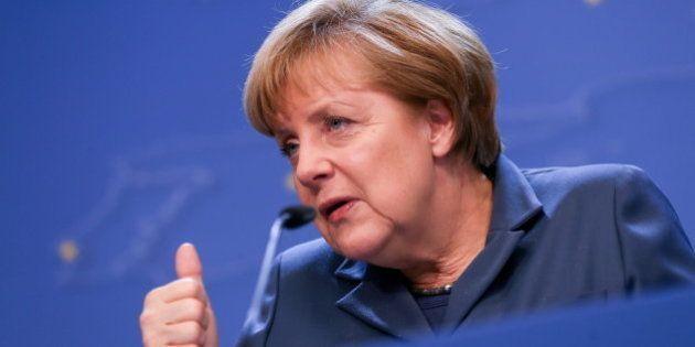 El Gobierno de Merkel no tiene