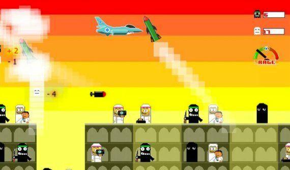 Bomb Gaza, la app de Google que permite emular a Israel y bombardear