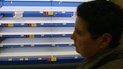 La economía española cae más de lo