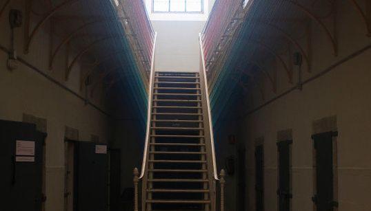 'Galerías IV' convierte la cárcel de Segovia en el hogar del arte