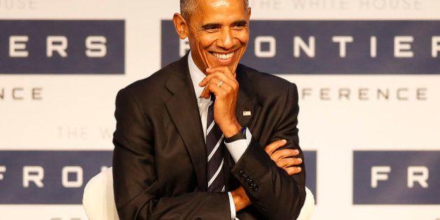 5 momentos que demuestran que a Obama ya se la sopla