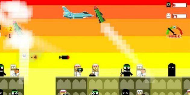 Google retira Bomb Gaza, la 'app' que permite bombardear