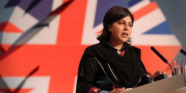 Sayeeda Warsi, secretaria de Estado británica, dimite por Gaza: