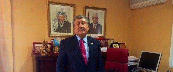 Musa Amer Odeh, embajador palestino: