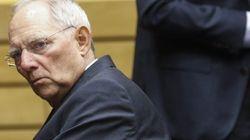 Schäuble: puede que lo mejor para Atenas sea un 'grexit'